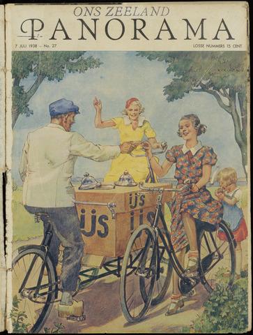 Ons Zeeland / Zeeuwsche editie 1938-07-07