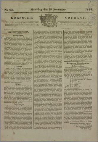 Goessche Courant 1844-11-18