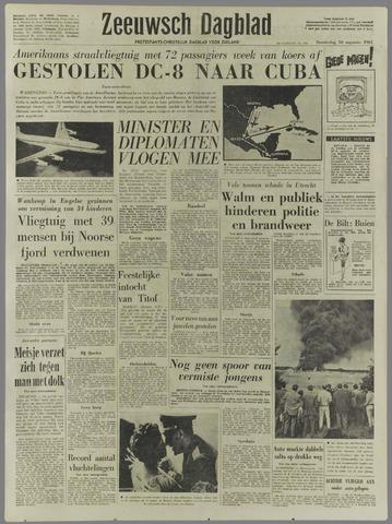 Zeeuwsch Dagblad 1961-08-10
