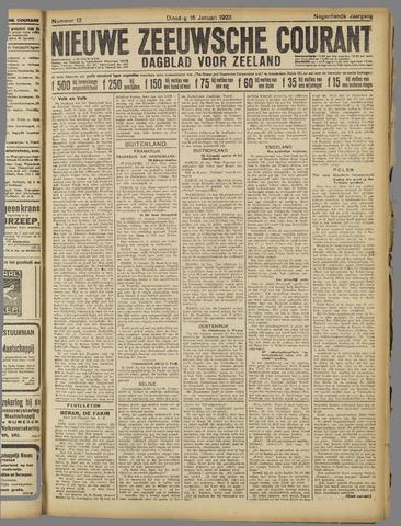 Nieuwe Zeeuwsche Courant 1923-01-16
