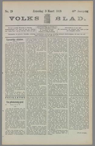 Volksblad 1923-03-03