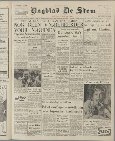 de Stem 1962-09-26