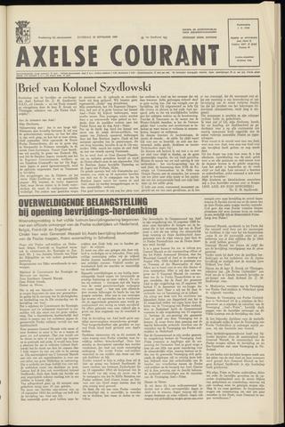 Axelsche Courant 1969-09-20