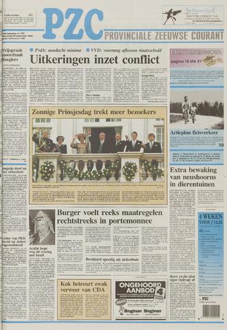 Provinciale Zeeuwse Courant 1995-09-20