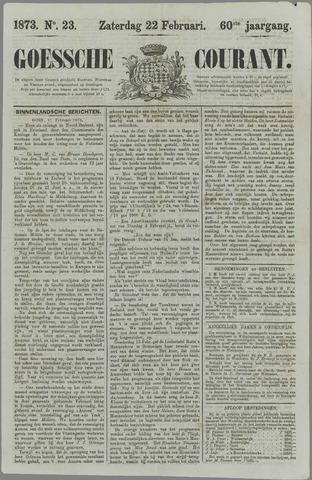 Goessche Courant 1873-02-22