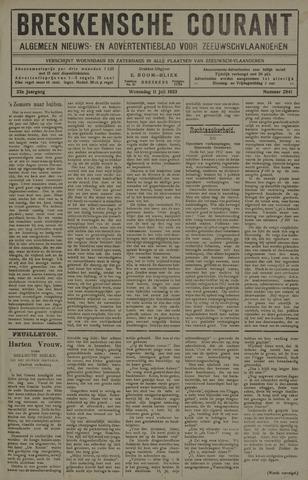 Breskensche Courant 1923-07-11
