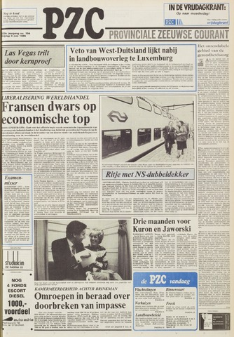 Provinciale Zeeuwse Courant 1985-05-03