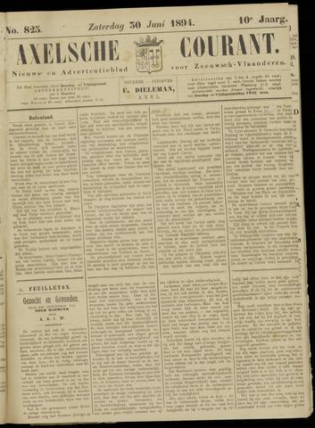 Axelsche Courant 1894-06-30