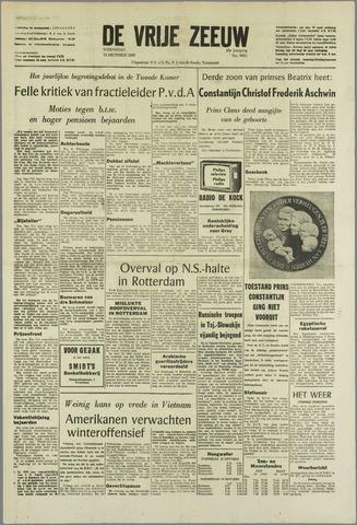 de Vrije Zeeuw 1969-10-15
