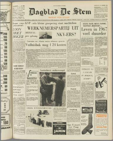 de Stem 1966-12-30
