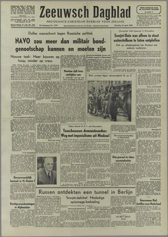 Zeeuwsch Dagblad 1956-04-24