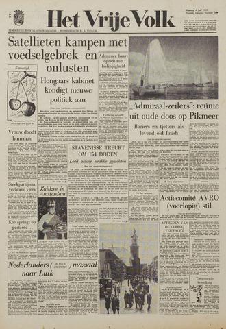 Watersnood documentatie 1953 - kranten 1953-07-06