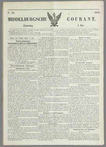 Middelburgsche Courant 1855-05-05