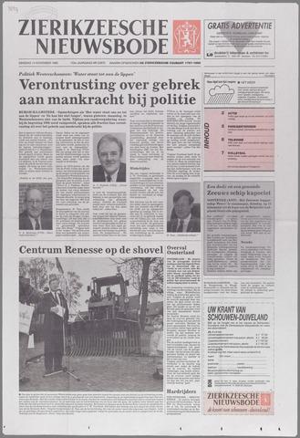 Zierikzeesche Nieuwsbode 1995-11-14