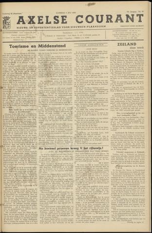 Axelsche Courant 1959-07-04