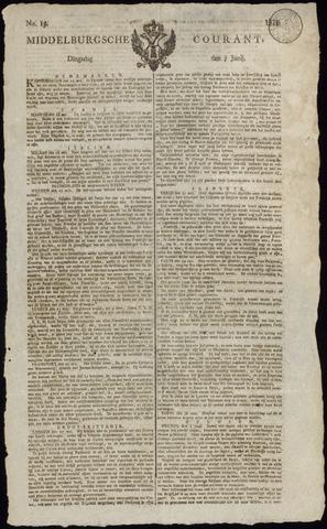 Middelburgsche Courant 1814-06-07