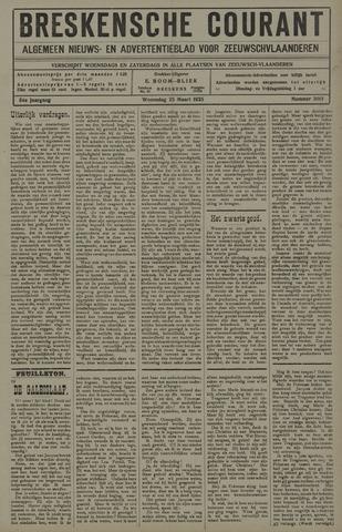 Breskensche Courant 1925-03-25