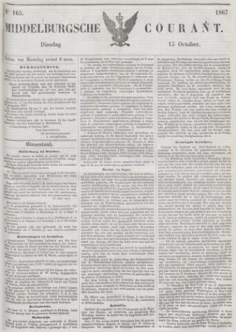 Middelburgsche Courant 1867-10-15