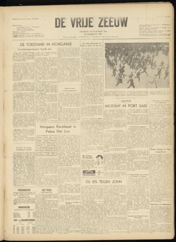 de Vrije Zeeuw 1956-12-18