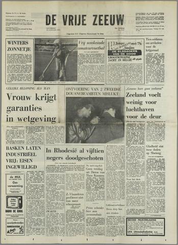 de Vrije Zeeuw 1972-01-22
