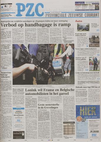 Provinciale Zeeuwse Courant 2006-08-11