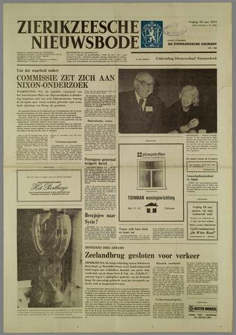 Zierikzeesche Nieuwsbode 1974-05-10