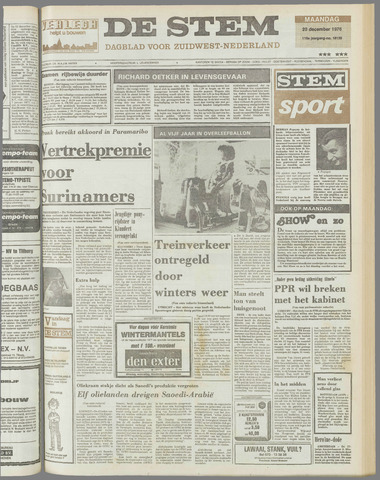 de Stem 1976-12-20