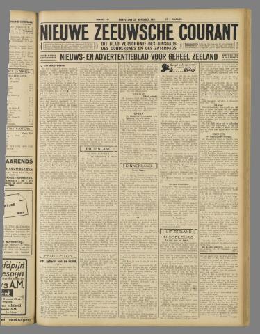 Nieuwe Zeeuwsche Courant 1931-11-26