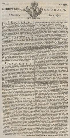 Middelburgsche Courant 1778-04-02