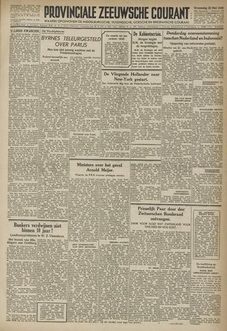 Provinciale Zeeuwse Courant 1946-05-22