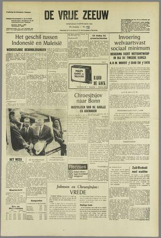 de Vrije Zeeuw 1964-09-09