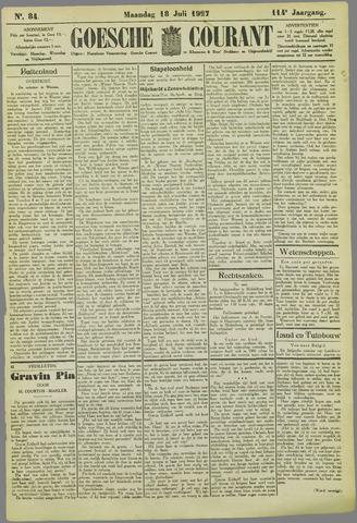 Goessche Courant 1927-07-18