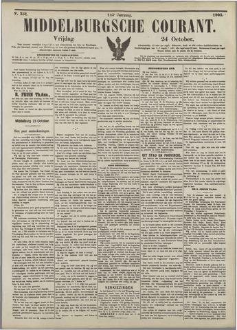 Middelburgsche Courant 1902-10-24