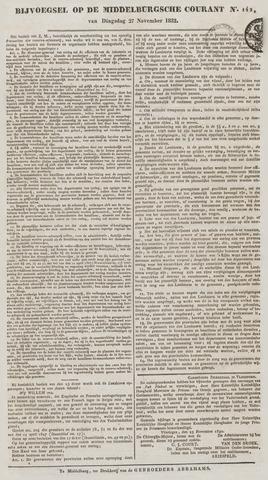 Middelburgsche Courant 1832-11-27