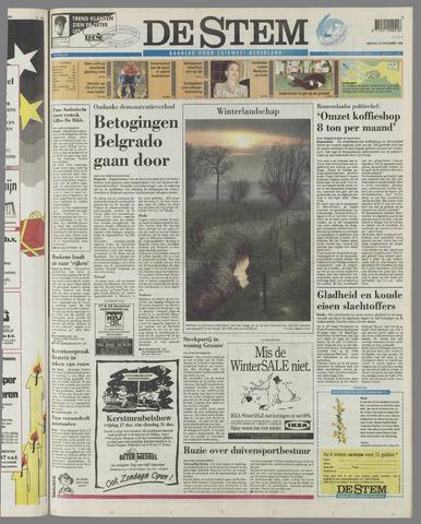 de Stem 1996-12-27