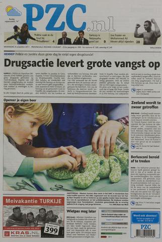 Provinciale Zeeuwse Courant 2011-11-09
