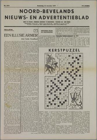 Noord-Bevelands Nieuws- en advertentieblad 1977-12-22