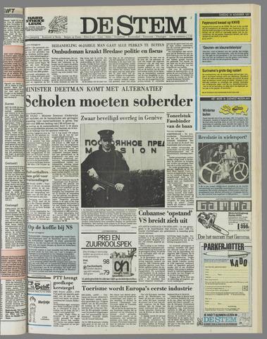 de Stem 1987-11-24
