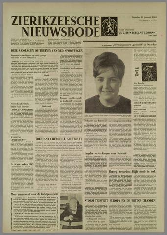 Zierikzeesche Nieuwsbode 1965-01-18