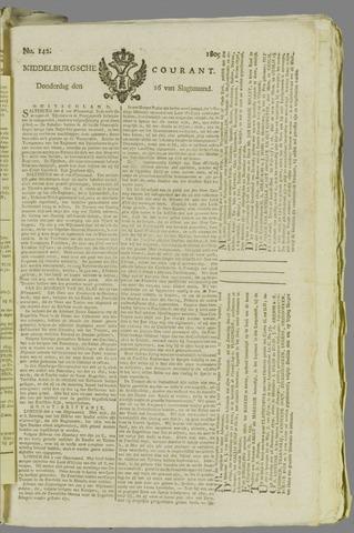 Middelburgsche Courant 1809-11-16