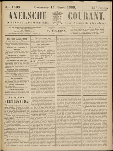 Axelsche Courant 1900-03-14