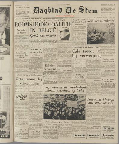 de Stem 1961-04-20