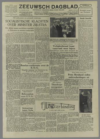 Zeeuwsch Dagblad 1954-06-25
