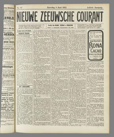 Nieuwe Zeeuwsche Courant 1912-06-08