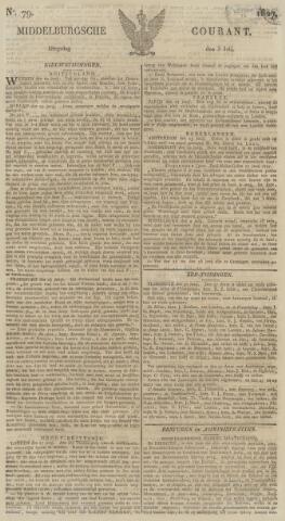 Middelburgsche Courant 1827-07-03