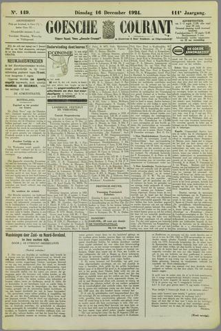 Goessche Courant 1924-12-16