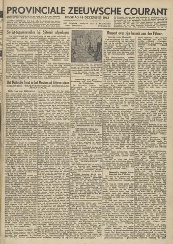 Provinciale Zeeuwse Courant 1943-12-14