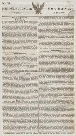 Middelburgsche Courant 1834-03-25