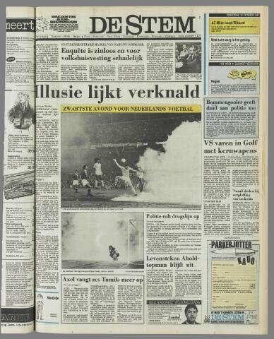 de Stem 1987-10-29