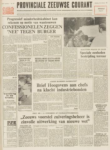 Provinciale Zeeuwse Courant 1973-02-24